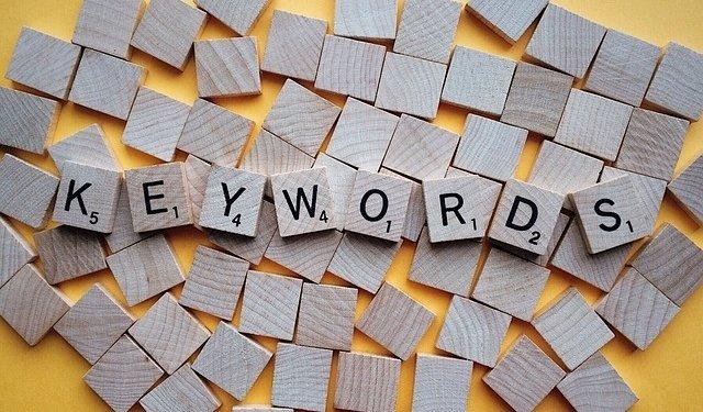 Keywords for optimal SEO on Google