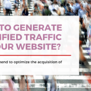 How to generate qualified traffic to your website