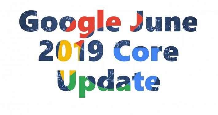 core update google june 2019