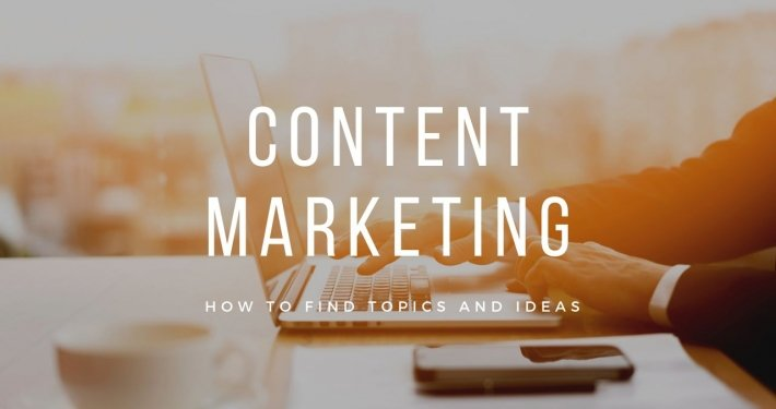 Content marketing ideas and topics